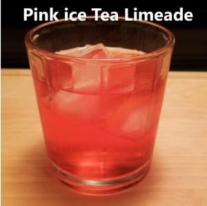Pink Ice Tea Limeade