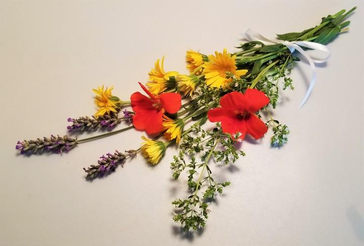 An Edible Bouquet
