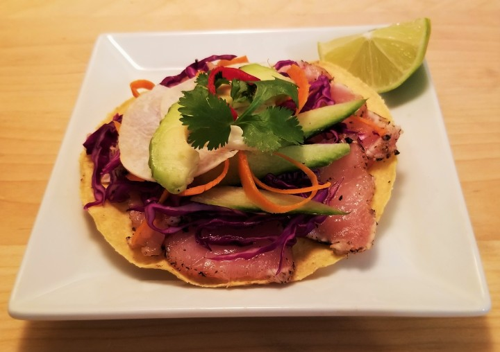 005 seared tuna tostada