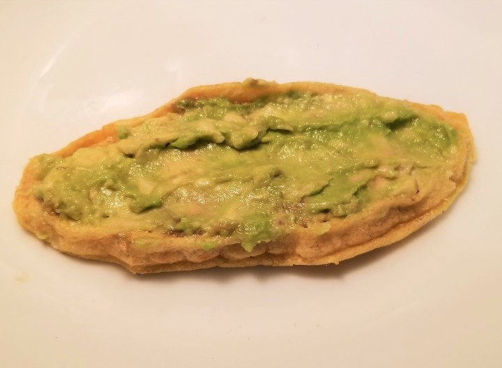 011 filled with guacamole