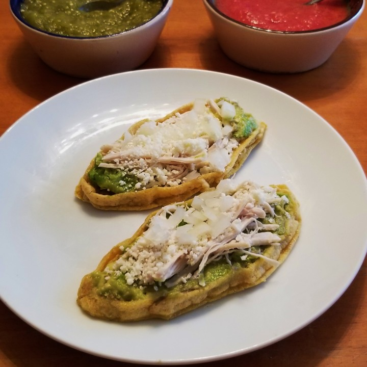 012 chicken chalupas with guacamole