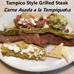 Tampiquena recipe