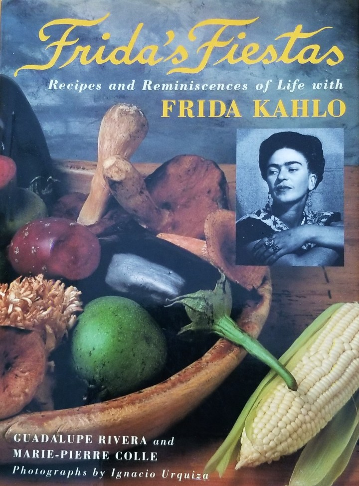 001 Frida's Fiestas Book