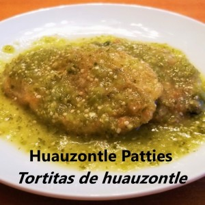 Huauzontle Patties My Slice of Mexico