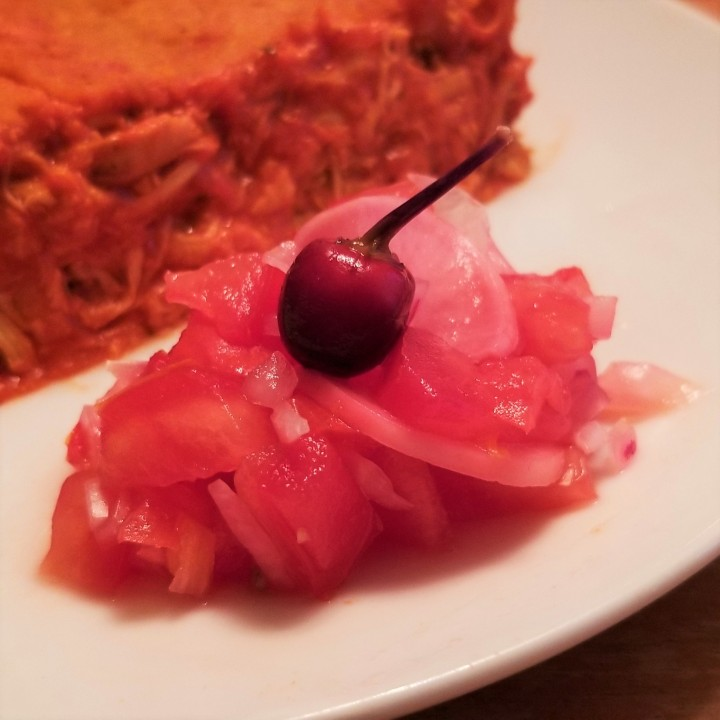 Two spicy recipes fromYucatan