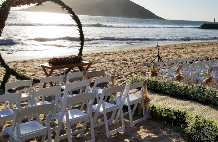 Mazatlán – A Beach Wedding