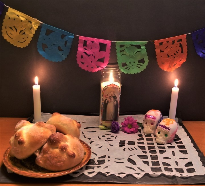 Day of the Dead offering 2019 My Slice of Mexico