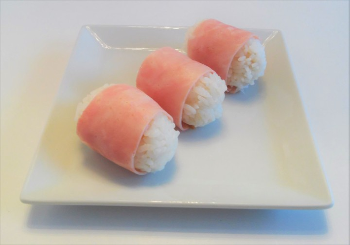 oniguiri-wrapped-with-ham