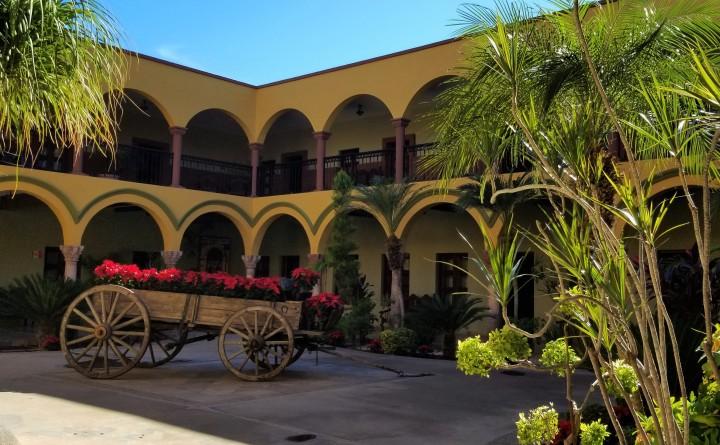 006 Hotel Mision de Mocorito 2