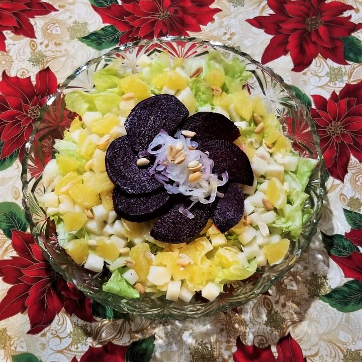 Christmas Eve salad 2