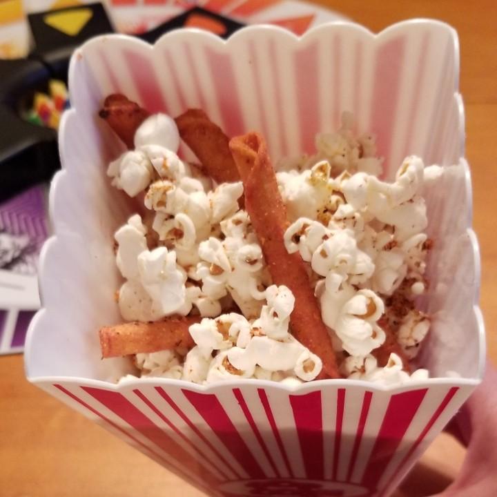 popcorn and Takkis