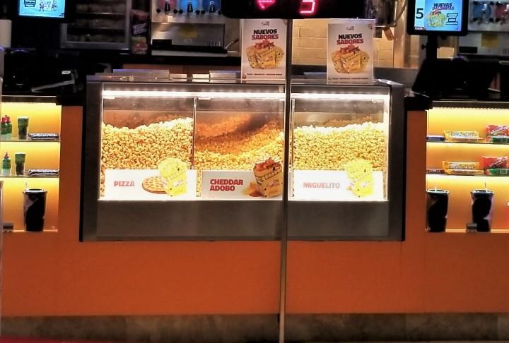 popcorn flavours