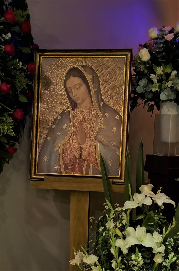 Virgen de Guadalupe Culiacan 2019