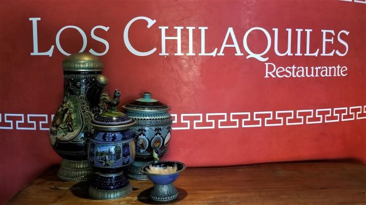 001 Los Chilaquiles restaurant