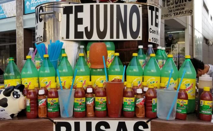 001 Tejuino stand