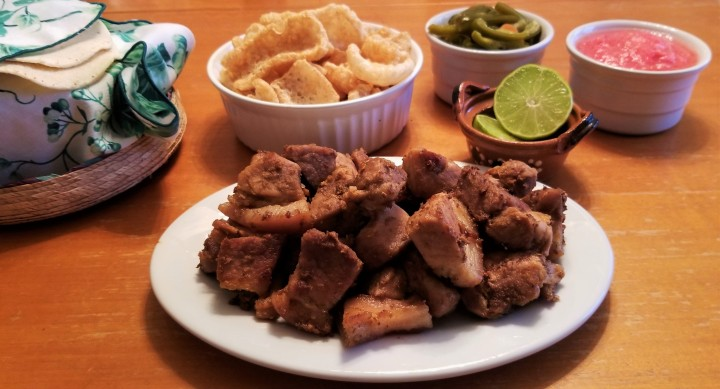 002 Carnitas and chicharron