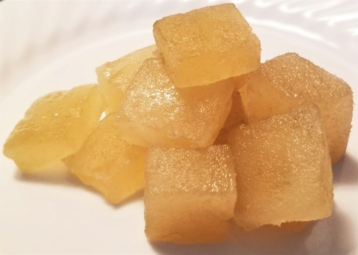 004 crystallized acitron