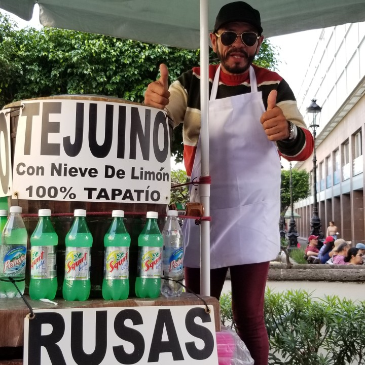 015 Tejuino stand