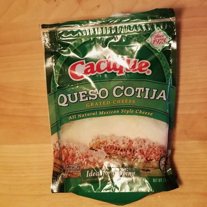 017 Cotija cheese