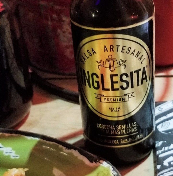 Worcestershire Sauce in Mexico