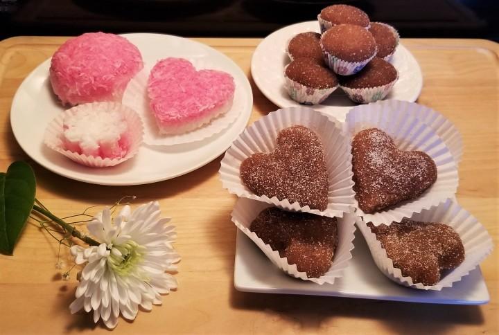 014 Happy Valentine's table