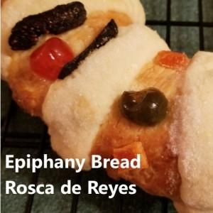 Epiphany bread