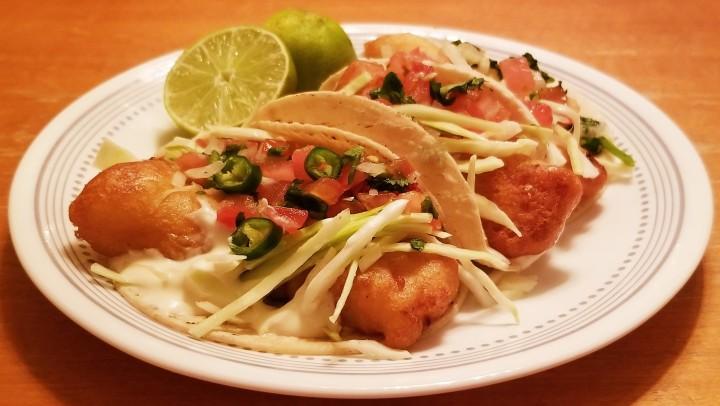 Fish Tacos – BajaStyle