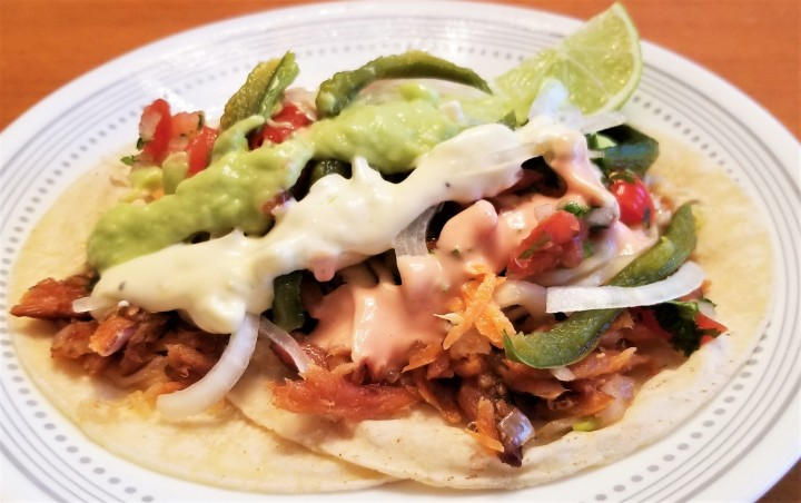 Smoked Fish Tacos – Sonora Style