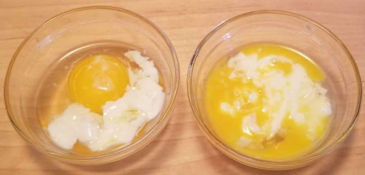 002 one and two minute eggs