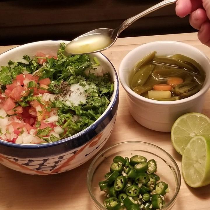 008 prepare salsa