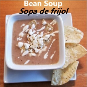 Bean Soup My Slice of Mexico