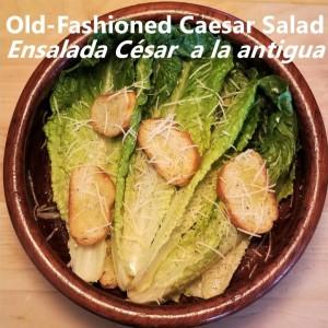 Caesar Salad My Slice of Mexico