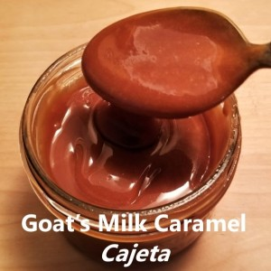 Goat's Milk Caramel Cajeta My Slice of Mexico