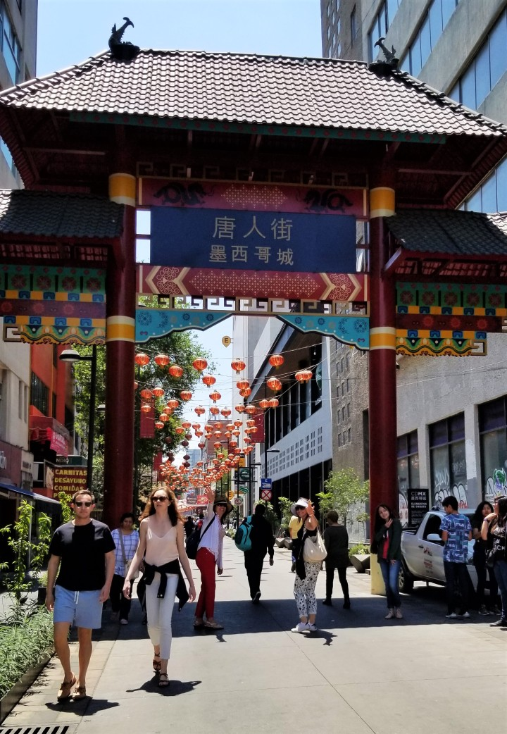 Mexico City's Chinatown – Asian Heritage and CulturalFusion