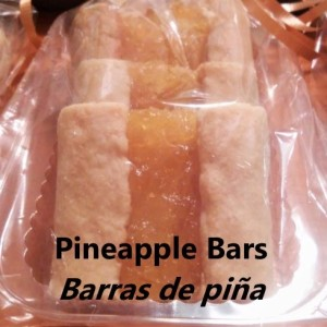 pineapple bars My Slice of Mexico