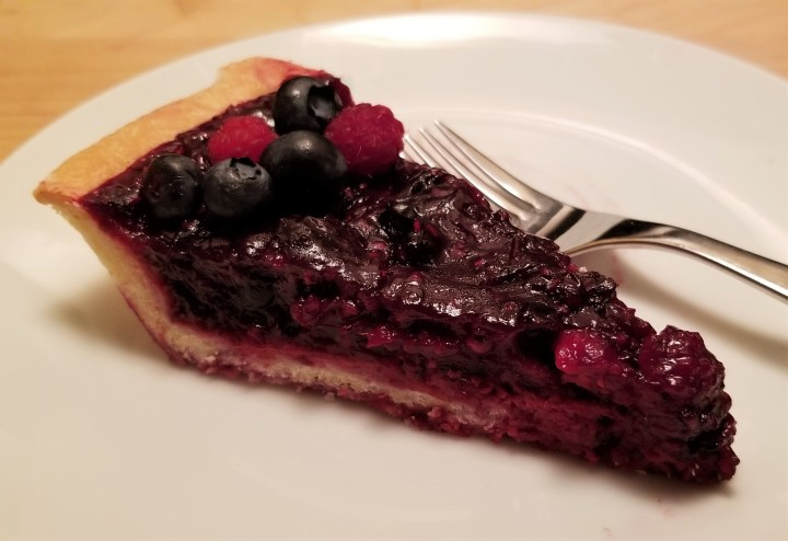 Best of the Season Berry Pie