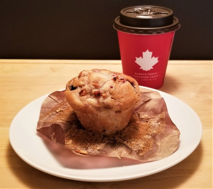 O Canada – Coffee and Muffin
