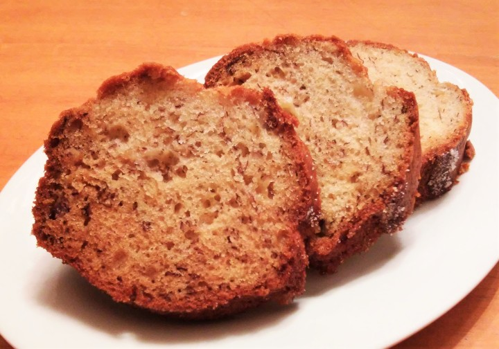 Banana Bread – A Souvenir from Nayarit