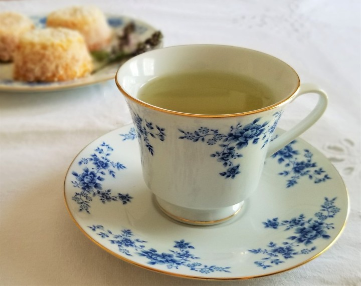 A Virtual Afternoon Tea – Mexican BasilTisane