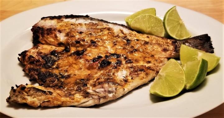 Pescado Zarandeado – Nayarit Style GrilledFish
