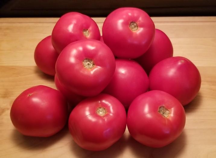 Ontario tomatoes