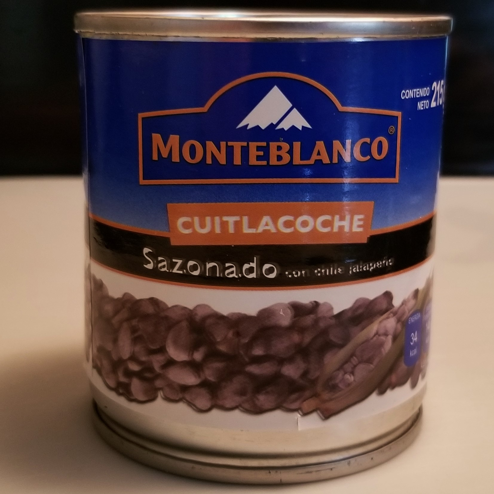 004 Canned huitlacoche