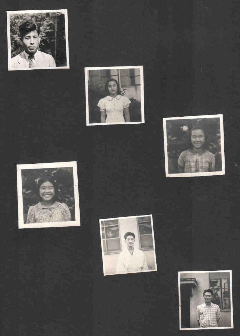 Year Book Boarding School 1941 Noborito Japan