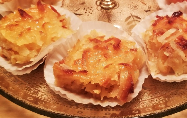 Traditional Sweets – Cocadas de Yema