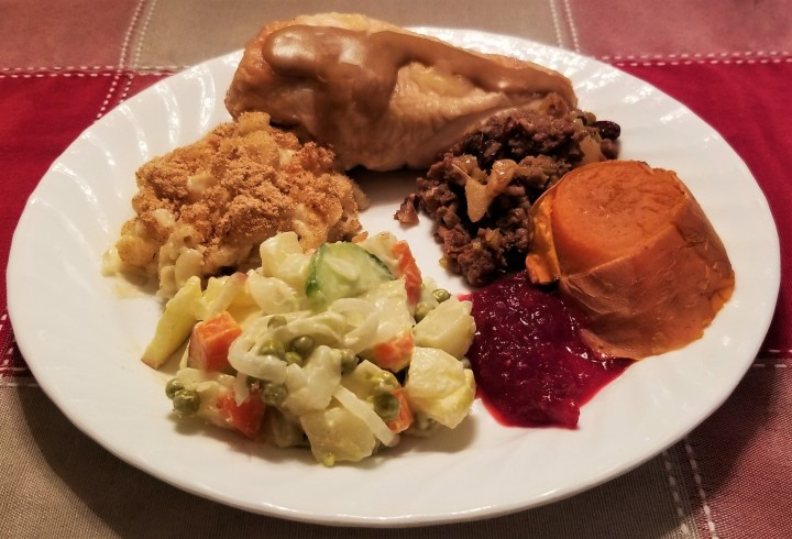 A Christmas Dinner Preview