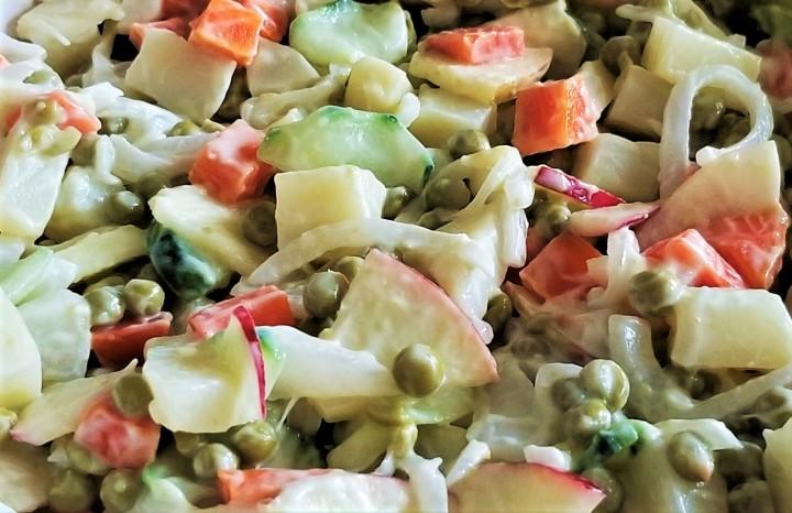 A Russian Salad