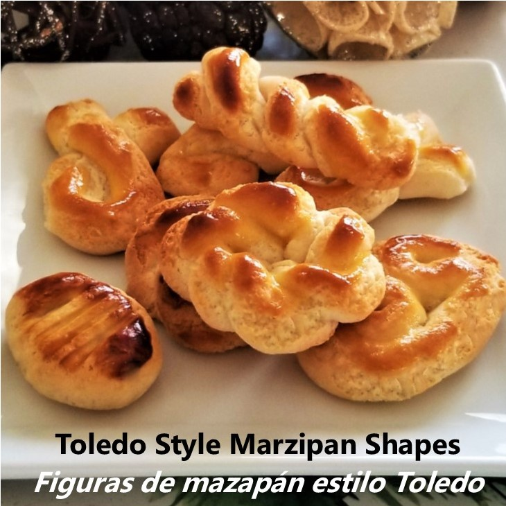 Toledo Style Marzipan Shapes My Slice of Mexico