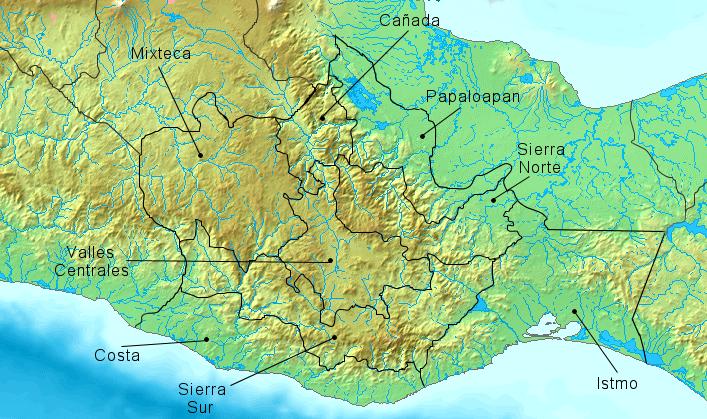 Oaxraca_fisico_regiones