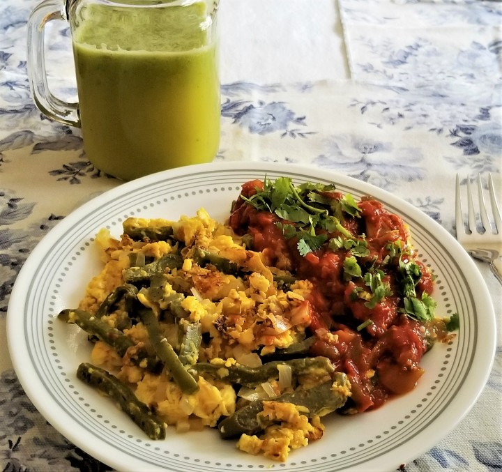 Paddle Cactus – A HealthyBreakfast