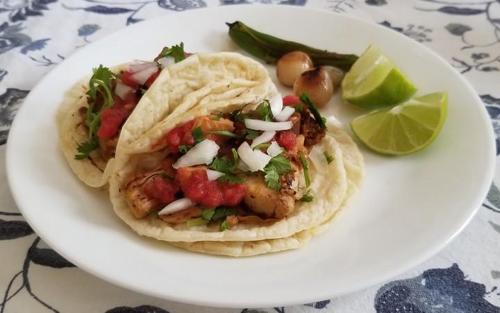 Vegan Suadero-Style Tacos